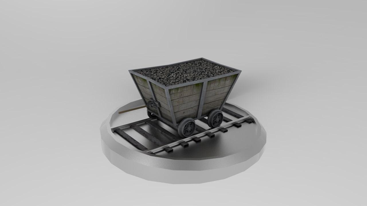 minecart games obj