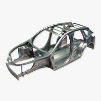 Auto-Rahmen
