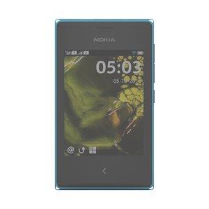 nokia asha 502 dual 3d model