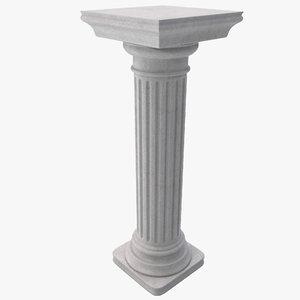 max doric column 2
