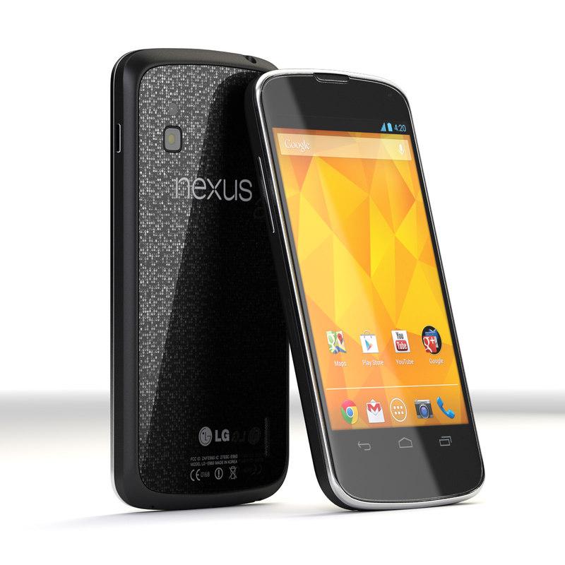 nexus 4 3ds free