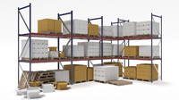 Industrial Racks and Boxes
