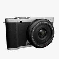Fujifilm X-M1 Camera(1)