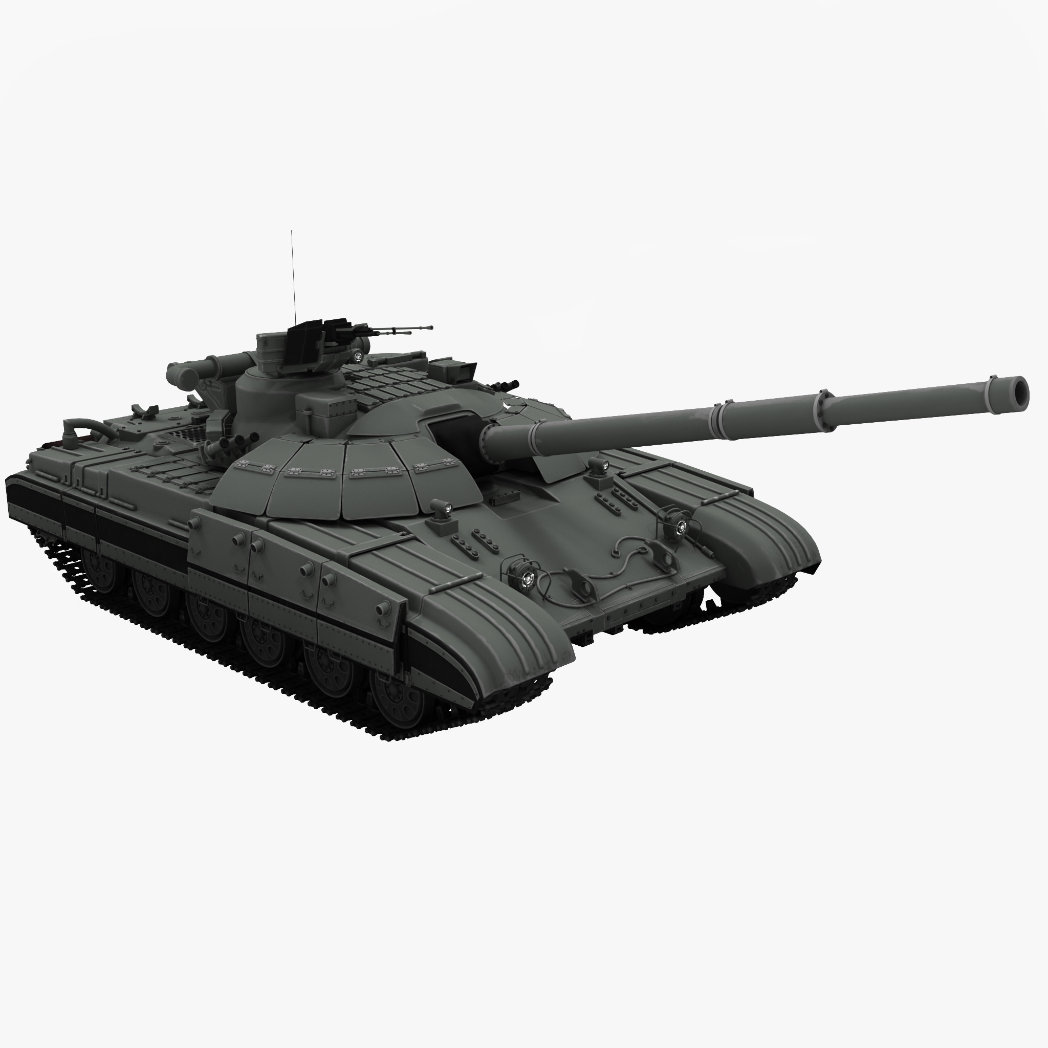 t64 soviet main battle tank 3ds