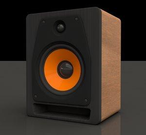 maya stereo speakers