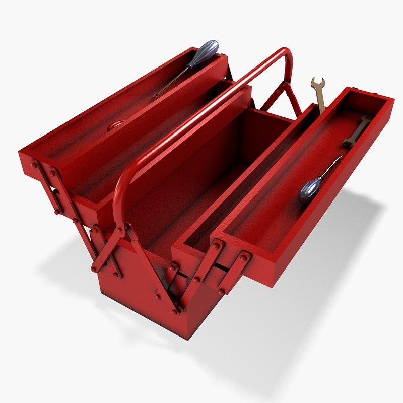 toolbox 3d 3ds