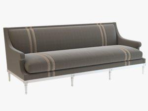 chaddock lavinia sofa 3d max
