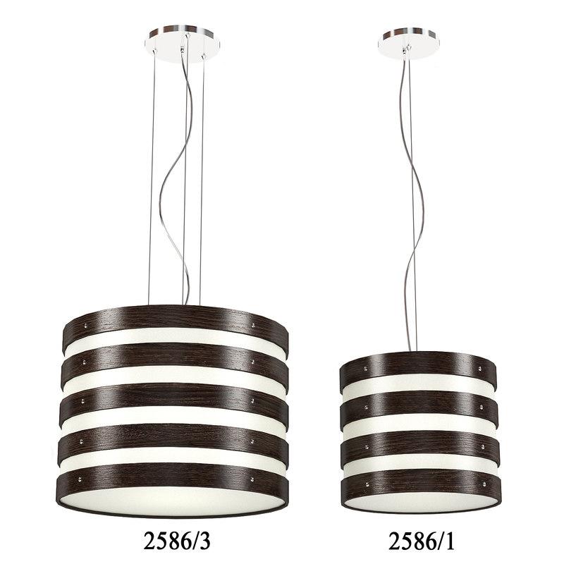 3d model odeon graz lamp