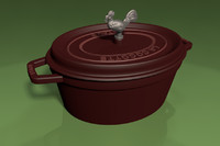 cast iron pot 3ds