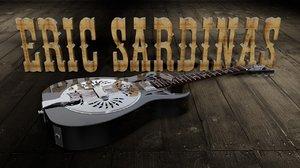 washburn resonator guitar obj
