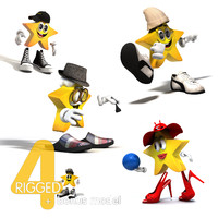 Cartoon Character Collection