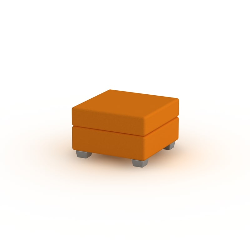 3d model of couch