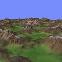 heightmap 3d max