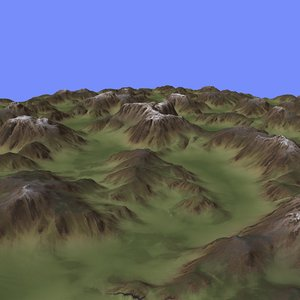heightmap 3d max