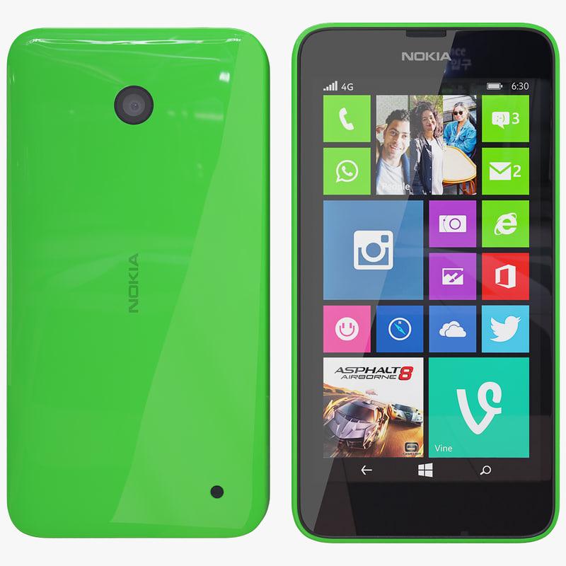 nokia 635 green max