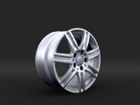 Mercedes Rim R75 16 inches