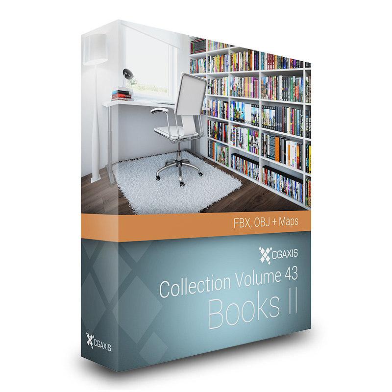 volume 43 3d model