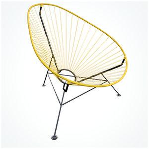 hd acapulco chair max