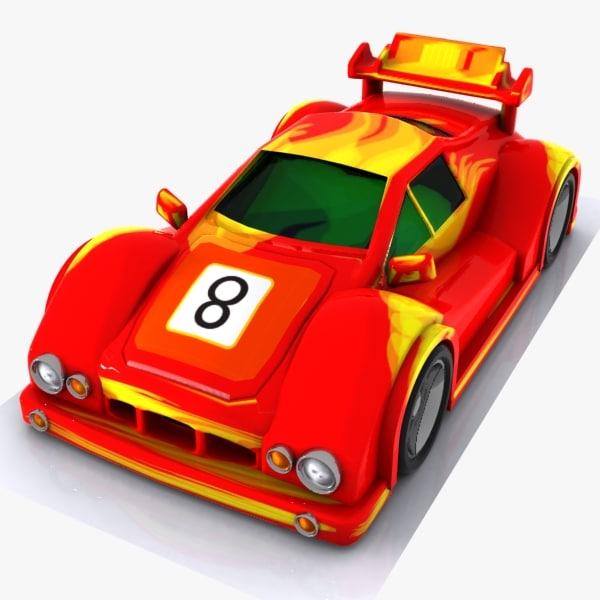 max cartoon car toon