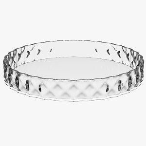 decorative glass bowl 3ds