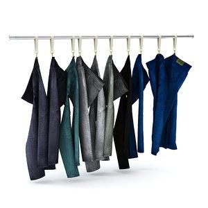 3d jeans hanger model