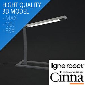 3d floor table lamp draad