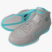 3ds max basketball shoes nike huarache