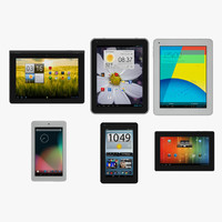 Android PC Tablets Pack#2