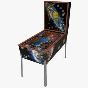 max pinball machine