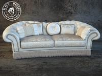 3dsmax roy bosh sofa