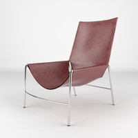 3d chair realistic