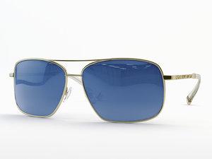 3d eyeglasses glasses accessories model