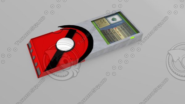 free pokemon 3d model