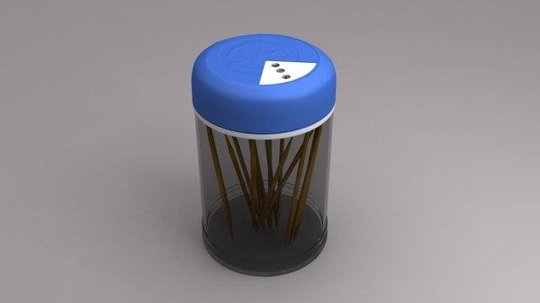 toothpick holder 3ds