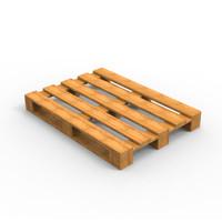 wooden pallet wood 3d max