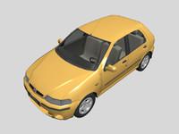 Car - Fiat Palio