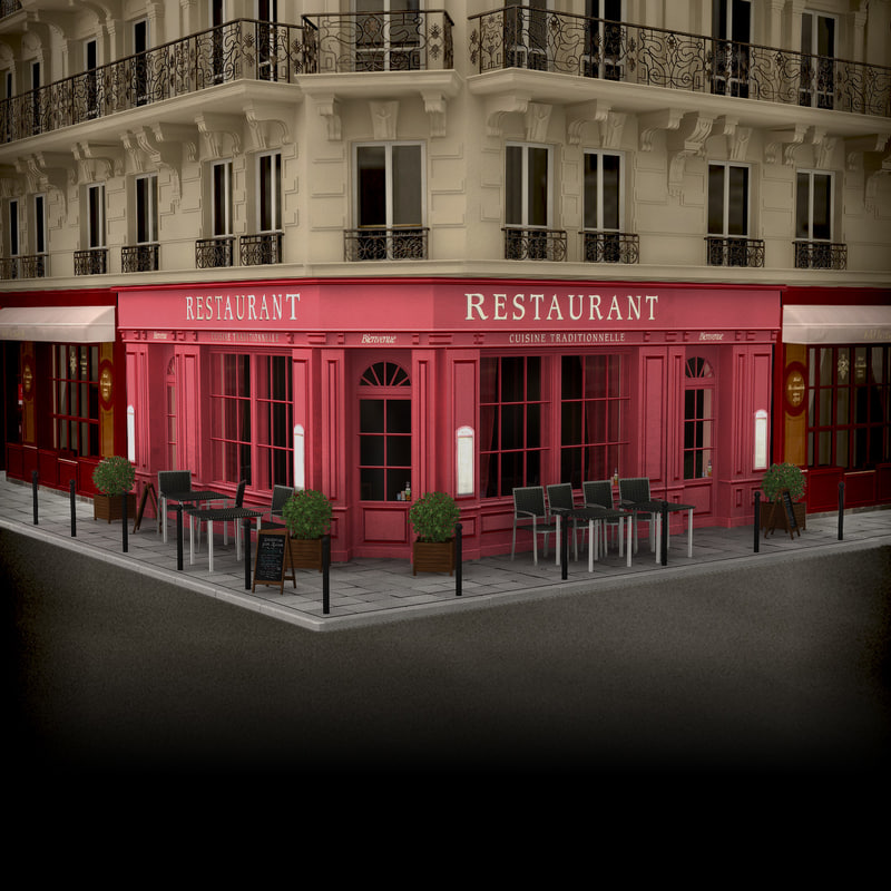 obj france restaurant