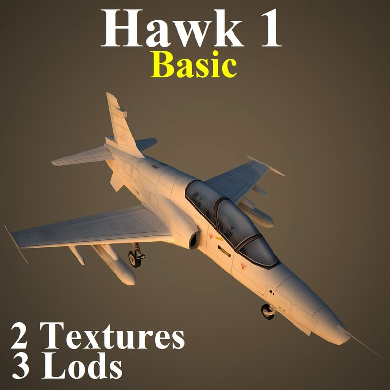 hawk1 basic max