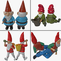 Lawn Gnome Collection