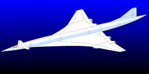 3ds sst 2020 transport aircraft