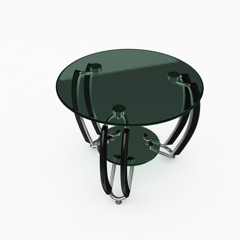 glass stool max