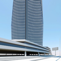 Futuristic Skyscraper(1)