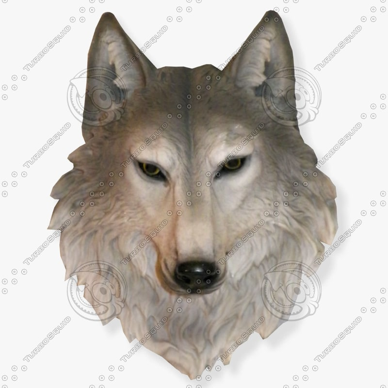 3ds max wolf fg