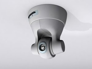 3d sony security camera cam