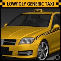 generic taxi max