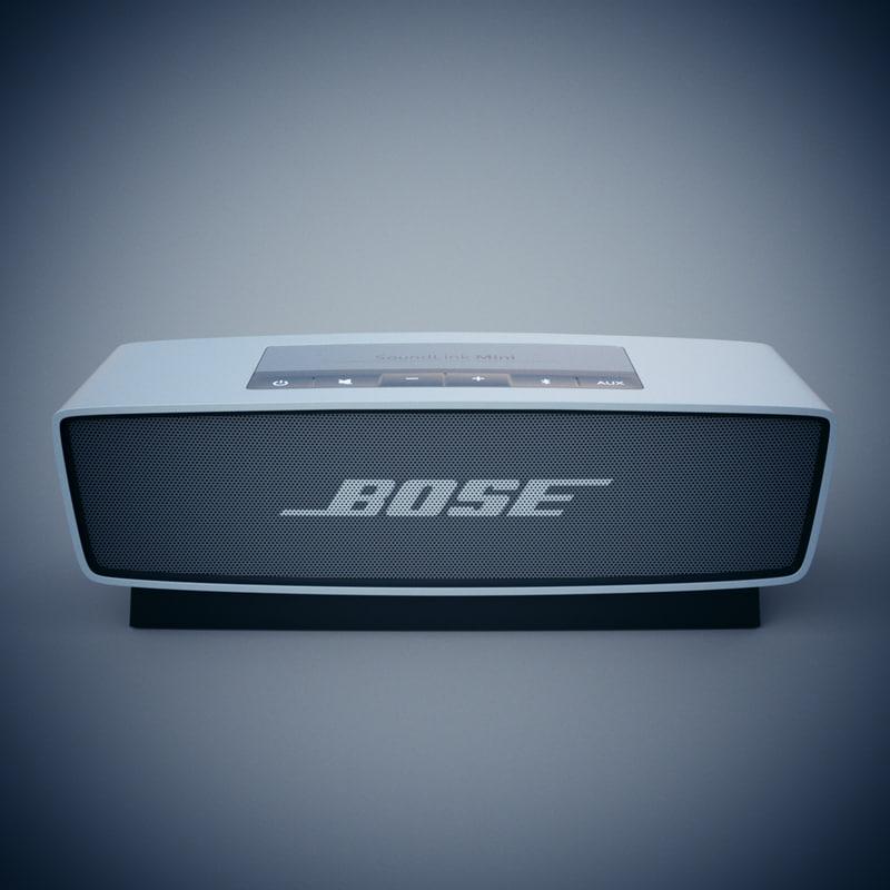 max bose soundlink mini speaker