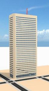 3d skyscraper nr 20