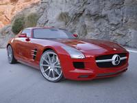 Mercedes- Benz SLS AMG