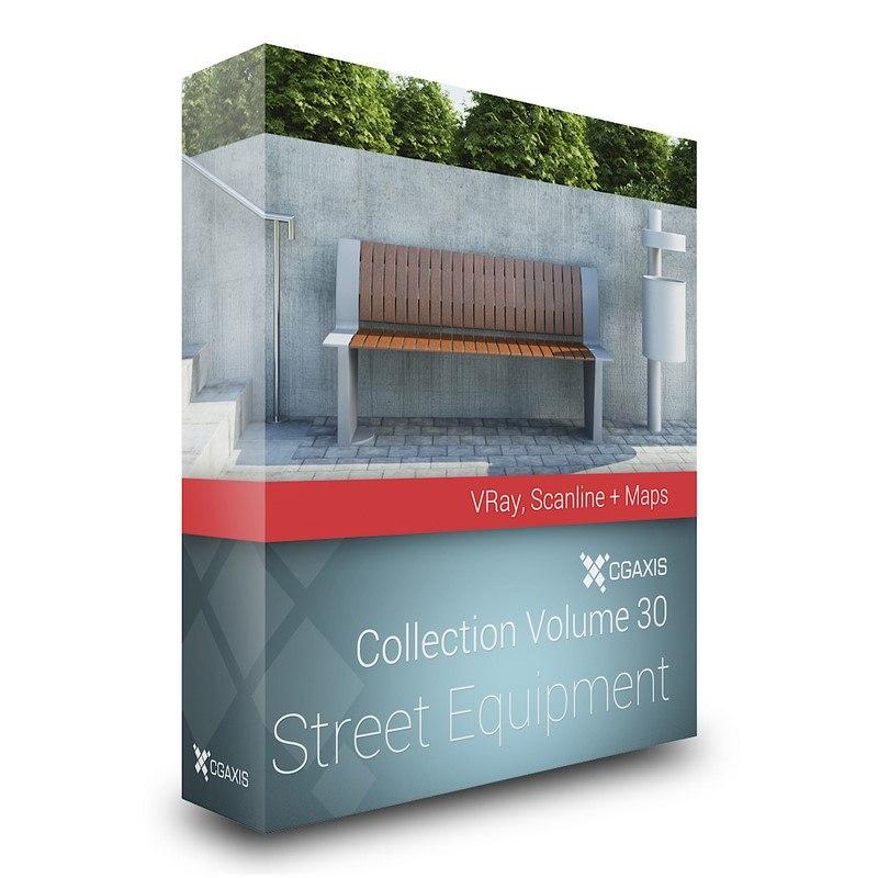 max volume 30 street equipment