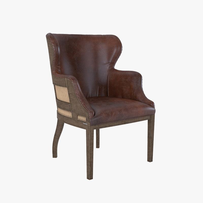hanjel fauteuil houston art max